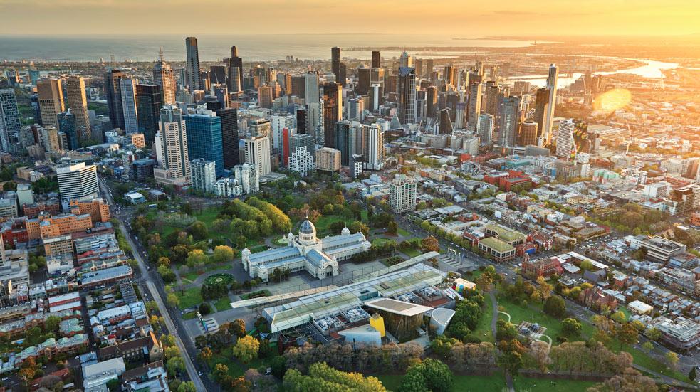 Melbourne - kulturní metropole