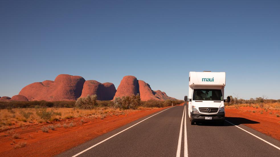 Cesta do Austrálie - plánování a délka