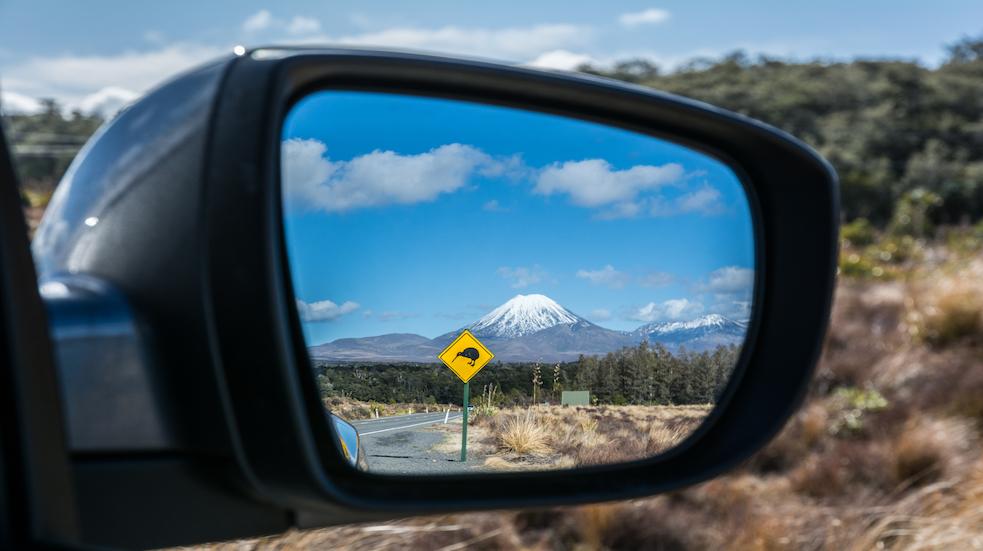 Půjčení auta Austrálie