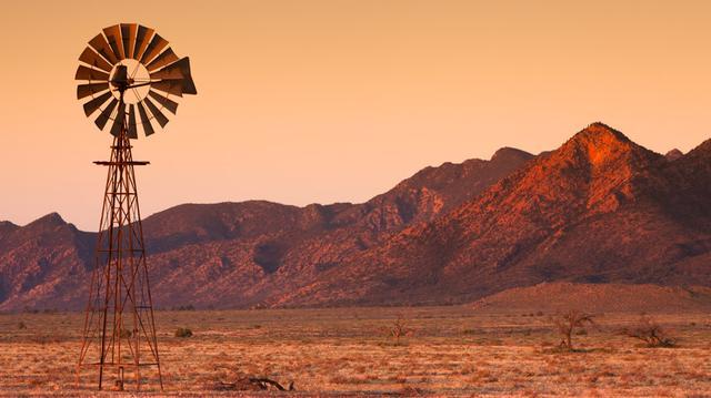 Alice Springs - pouštní město