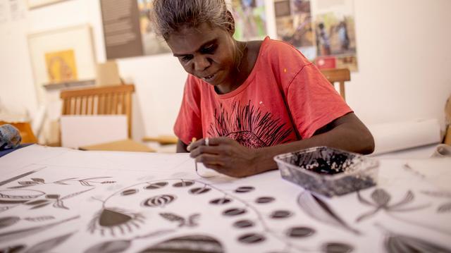 Austrálci - původní obyvatelé Austrálie