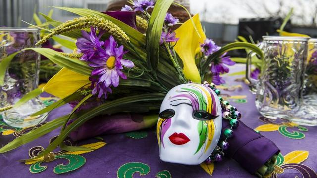 Festival Mardi Gras