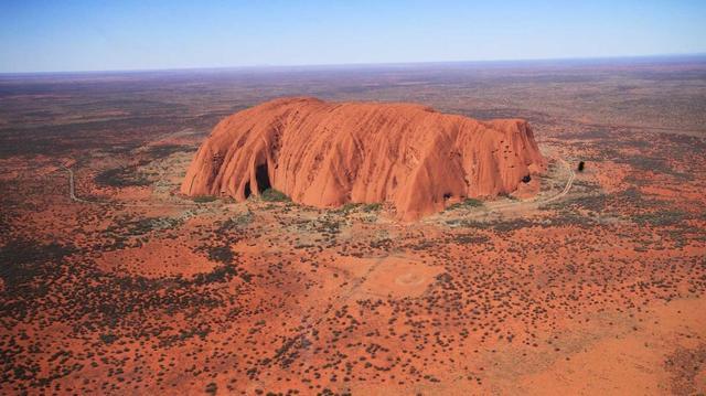 Outback Austrálie