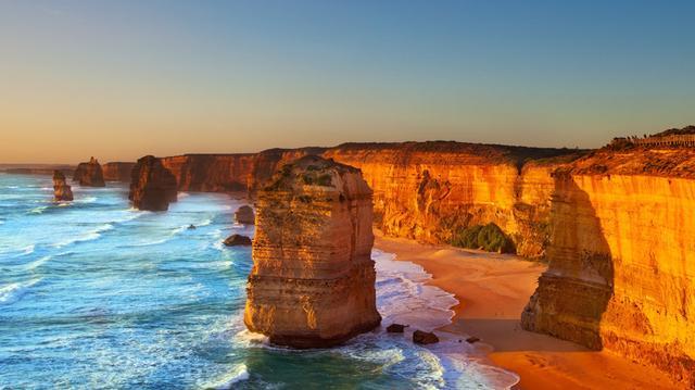 Velká oceánská cesta - 12 apoštolů