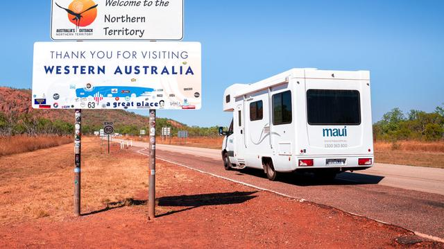 Doprava Austrálie, silniční pravidla
