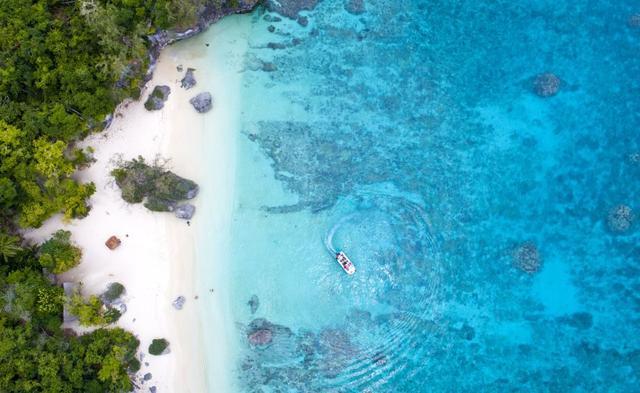 Zájezd neobjevená místa Vanuatu a Fidži