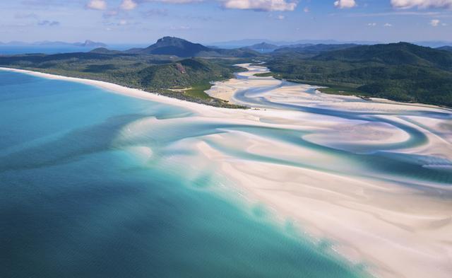 Zájezd Rychlolodí na ostrovy Whitsundays