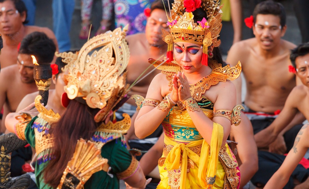 Zájezd Austrálie a Bali - modlitby