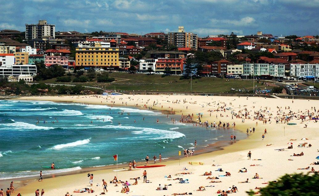 Krásy Sydney a jižního pobřeží