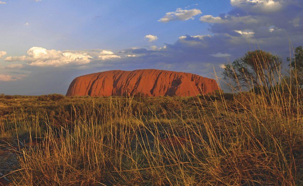 To Nej z Austrálie a Nového Zélandu, Uluru