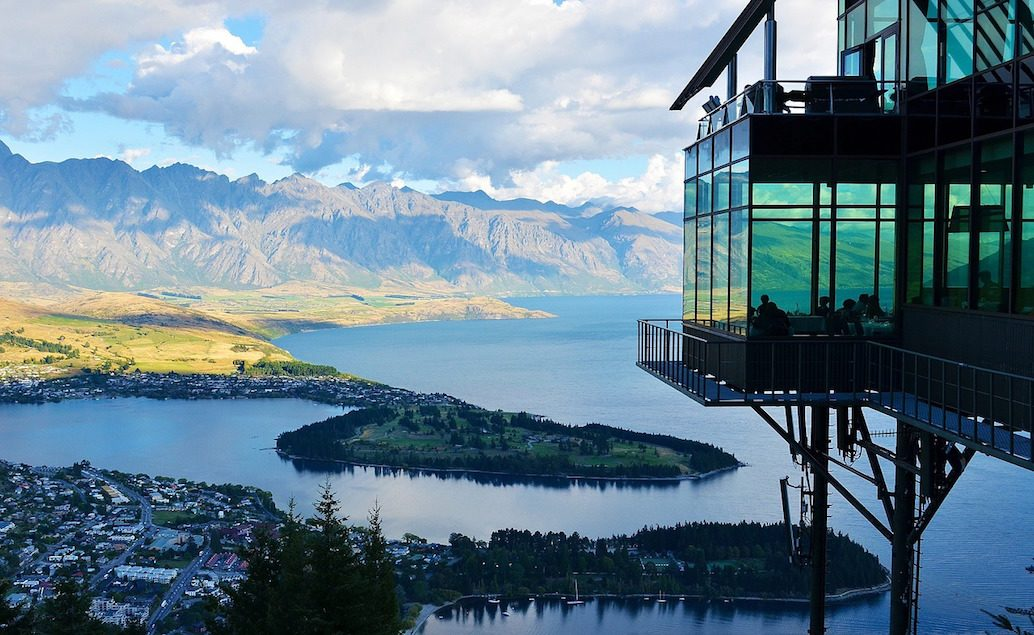 Zájezd Austrálie, Nový Zéland a Fiji