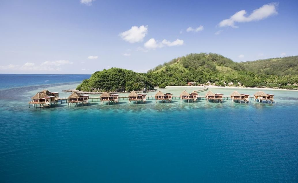 Likuliku Lagoon Resort ***** All inclusive
