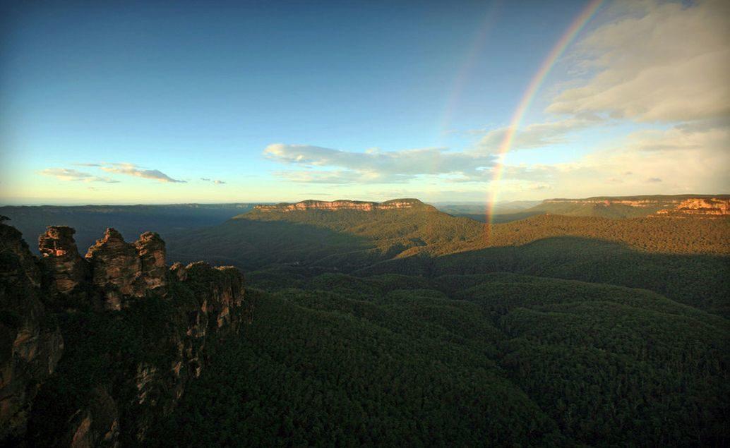Přírodní divy Austrálie