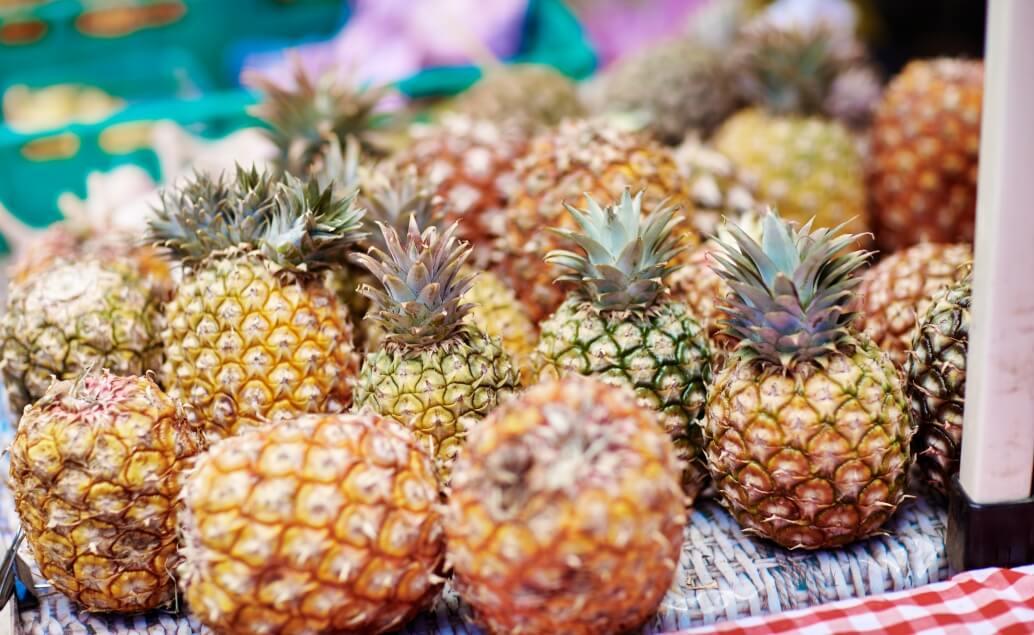 Zájezd Pláže Austrálie ananas