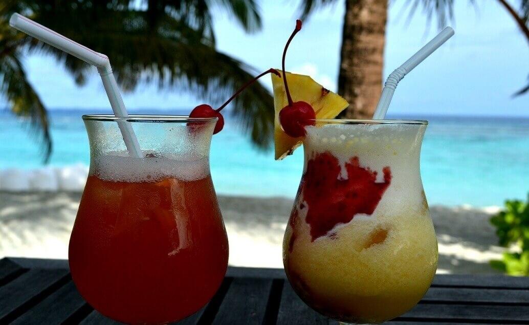 Zájezd Pláže Austrálie koktejl