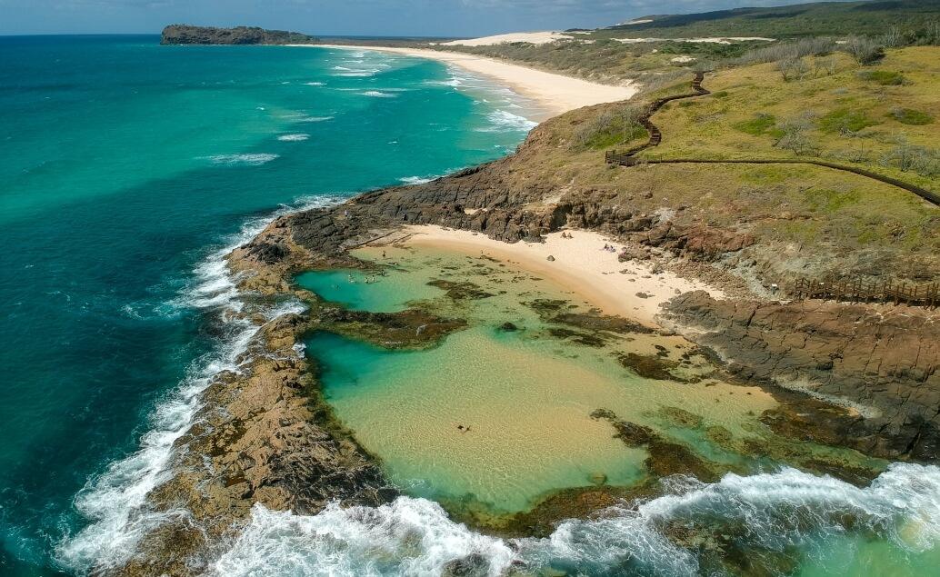 Zájezd Pláže Austrálie pobřeží
