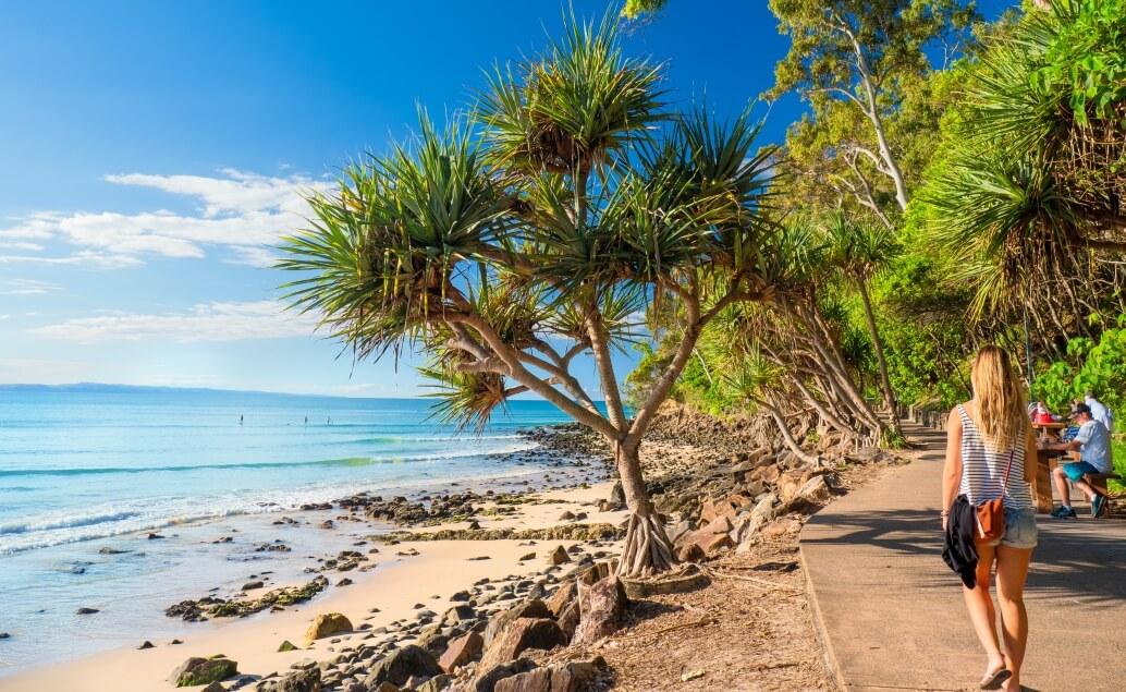 Zájezd Pláže Austrálie pláž