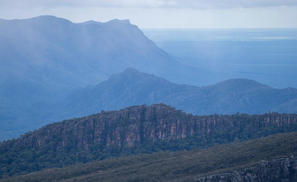 Zájezd Pláže Austrálie hory